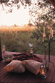 sandibe safari lodge luxury safari