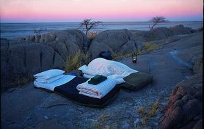 Kubu Island Safari | Luxury African Safari Vacations | Classic Africa - Best Luxury African Safaris