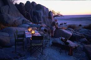 Kubu Island Safari | Luxury African Safari Vacations | Classic Africa - Luxury African Safaris